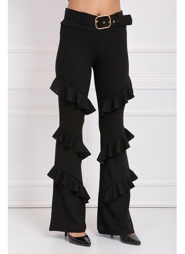 Sense Pantolon Siyah